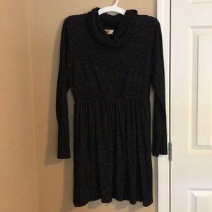 Dresses & Skirts - Fervour Mock Cowl Neck Sweater Dress Size Xl